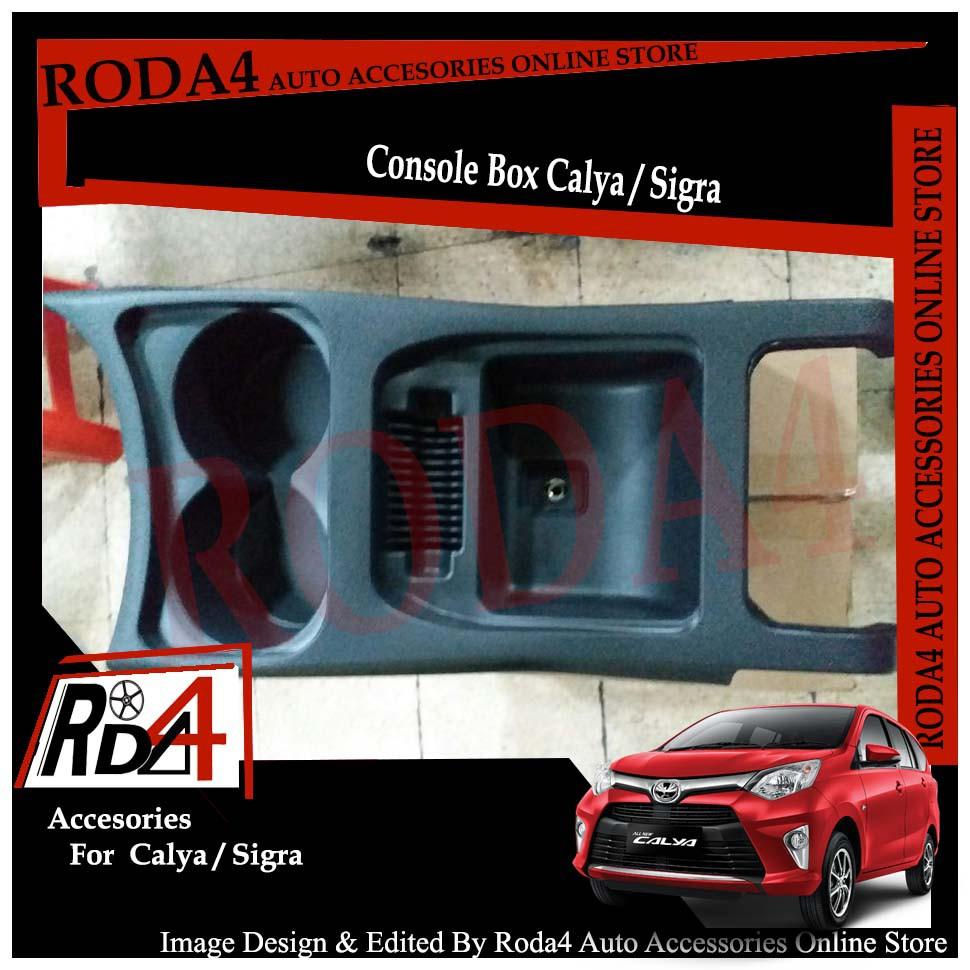 Center Console Box Calya Sigra Shopee Indonesia