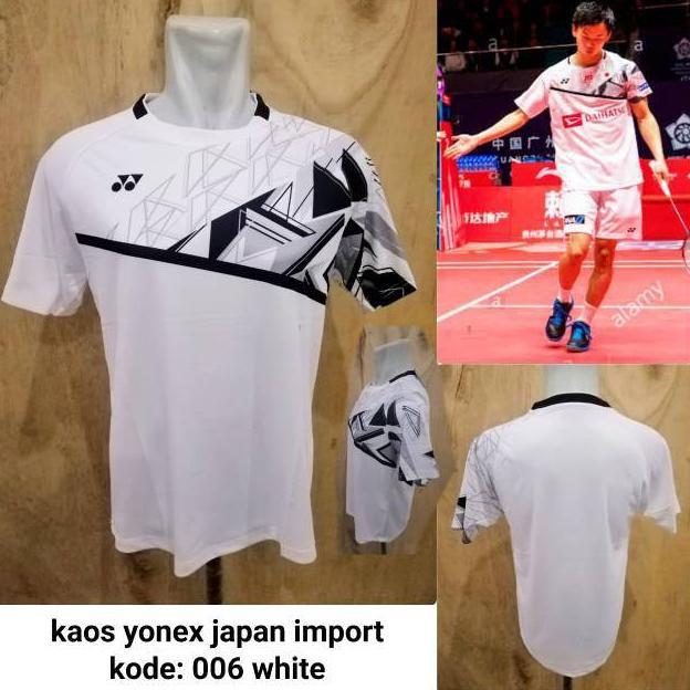 [KODE V2733] Baju badminton TIMNAS jepang TERBARU premium edition kaos badminton kaos olahraga