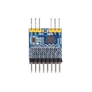 Modul Converter Signal ja4cu SPP 8CH Support SBUS PPM PWM untuk ...