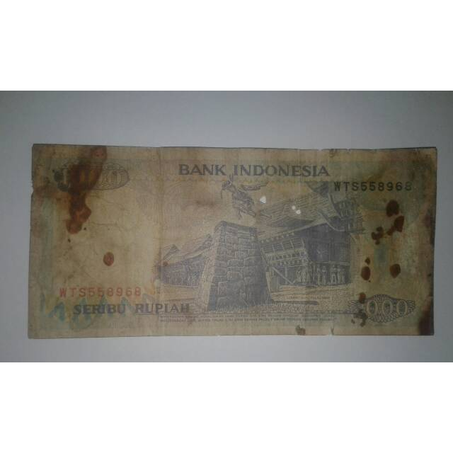 Uang kuno/uang lama