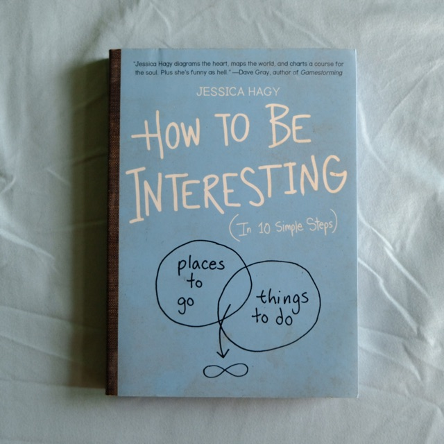 Buku How To Be Interesting (in 10 simple steps) | Shopee Indonesia