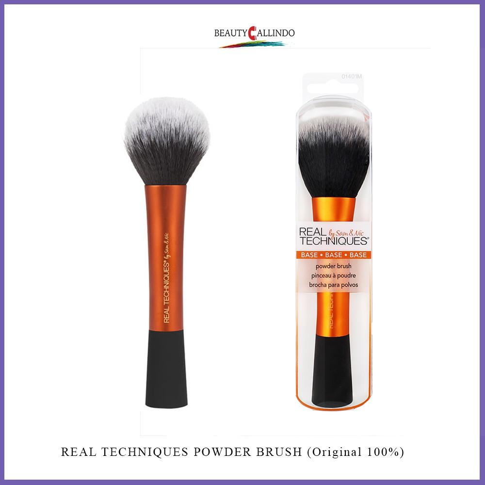 Ecotools 1600 Full Powder Brush Shopee Indonesia Eco Tools