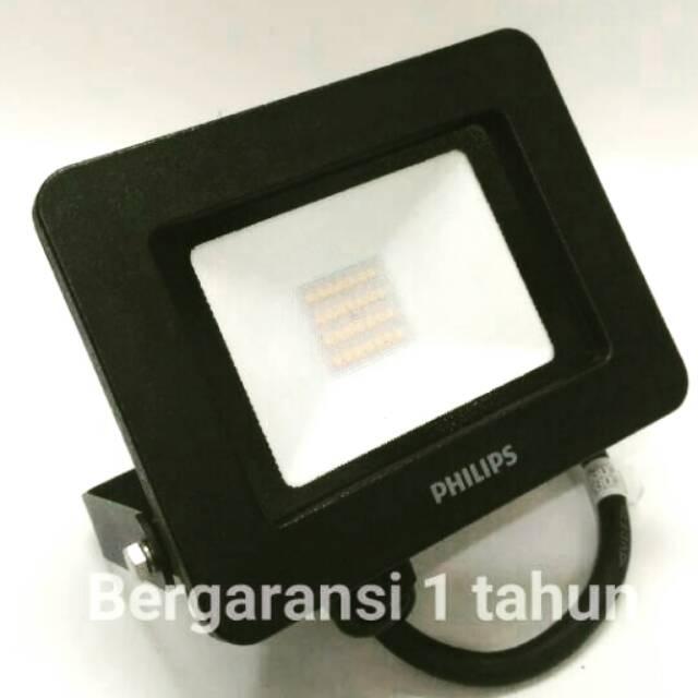 Lampu Tembak Taman Sorot Led 10 Watt Philips My Garden Shopee Indonesia