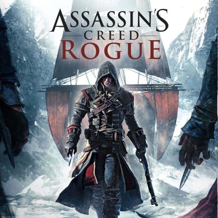 Assassin S Assassins Creed Rogue Dvd Games Pc Shopee Indonesia