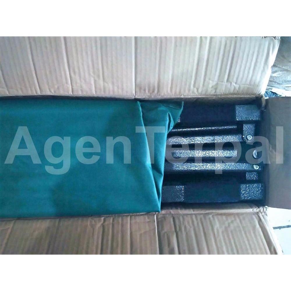 Tenda Lipat Besi 06 Folding Tent 2x3 Shopee Indonesia 3x45 Ketebalan Mm
