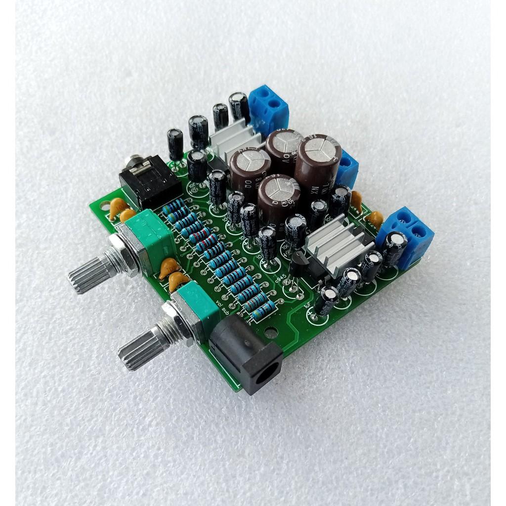 Modul 2.1 TEA2025b Mini Power Amplifier