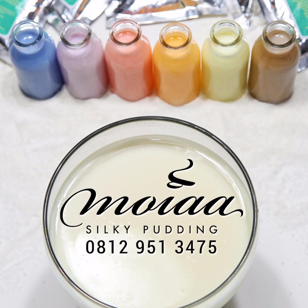 Moiaa Silky Pudding 500 Gram Chandra Cookies Distributor Premix 100 Shopee Indonesia