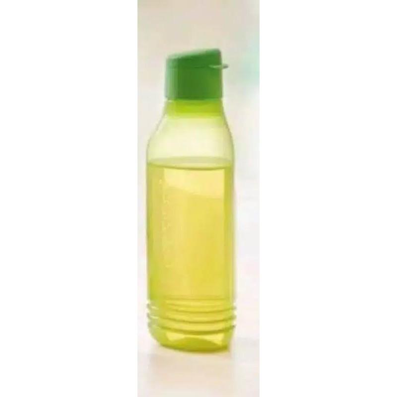 Eco Bottle Groovy 750ml tutup flip 1 Pcs, warna Hijau