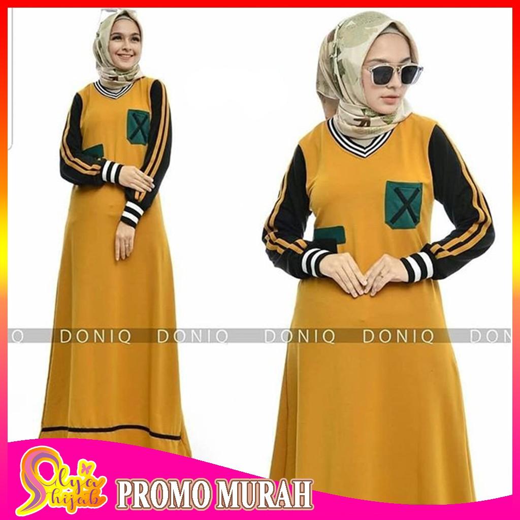 Jual Beli Produk Gamis Dress Muslim Fashion Muslim Shopee