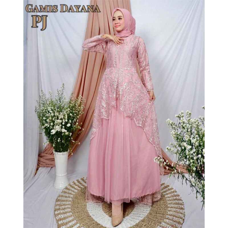 Dress Dayana Original By Pelangi Jaya
