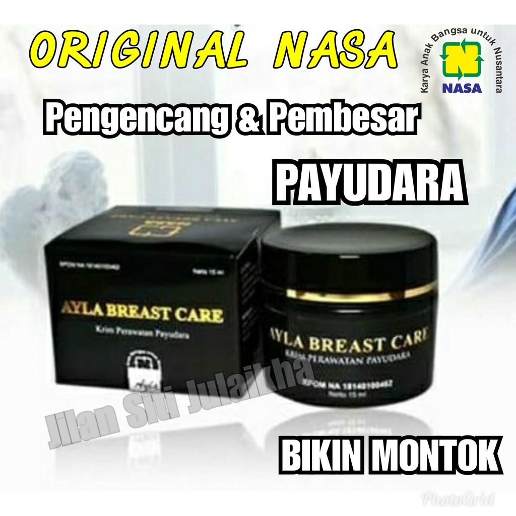 Obat Tradisional Pengencang Dan Pembesar Payudara Ayla Breast Care Ori Cream Pembesarpayudara Nasa Shopee Indonesia