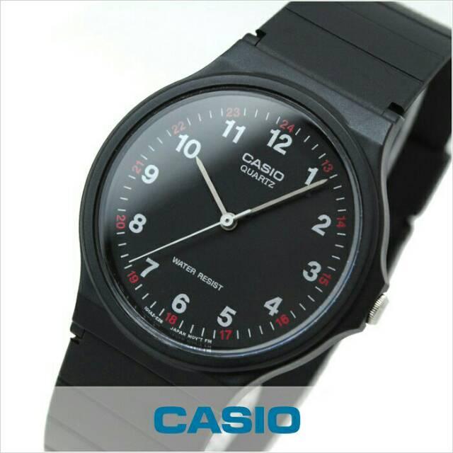 Jam Tangan CASIO MQ 24 1B   MQ-24-1B Analog Original Garansi Resmi 1 Tahun   4282caddfd
