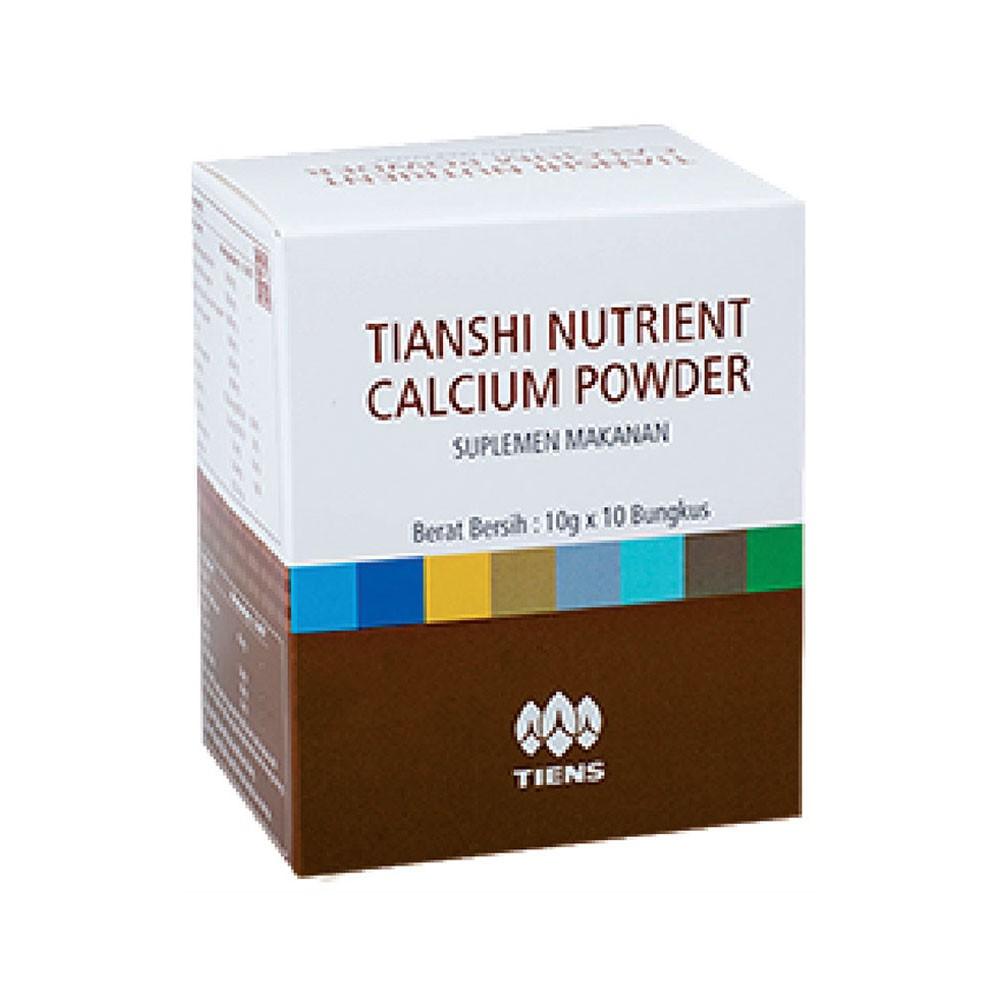 Tiens Nutrient Calcium Powder Susu Tinggi Protein Penggemuk Badan Dewasa & Anak | Shopee Indonesia
