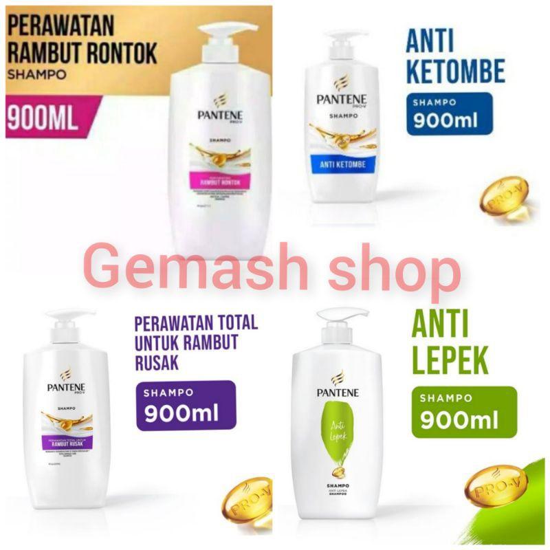 Shampoo Pantene Hair Fall /anti dandruff/ total damage/anti lepek  900ml