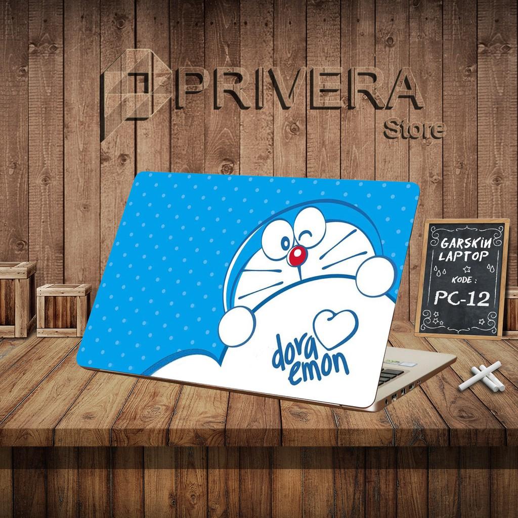 Skin Laptop Cover Laptop Garskin Laptop Sony Vaio Garskin Doraemon 1