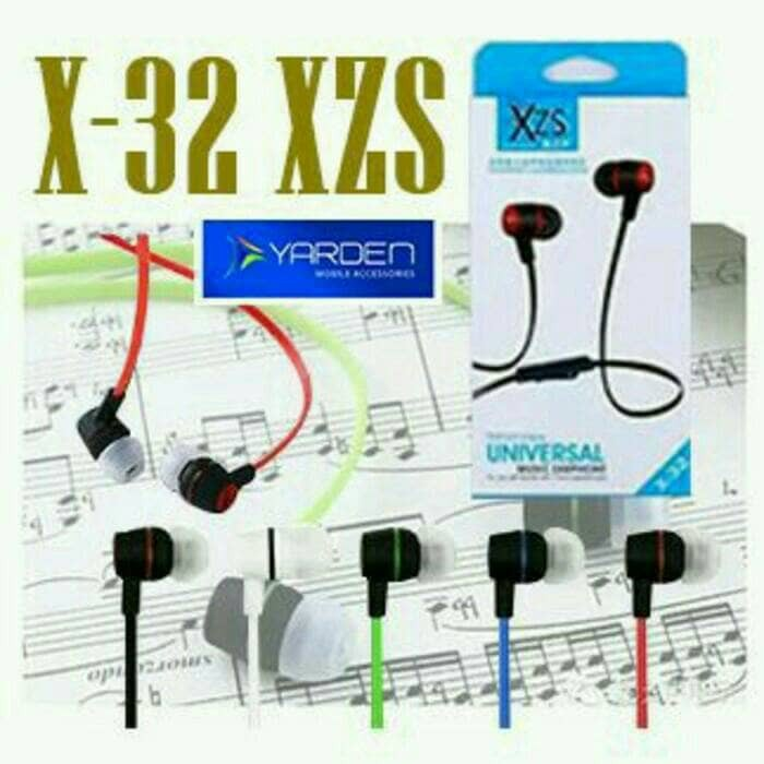 [BELI 1 GRATIS 2]HANDSFREE YARDEN SUPERBASS + MIC ORIGINAL | Shopee Indonesia