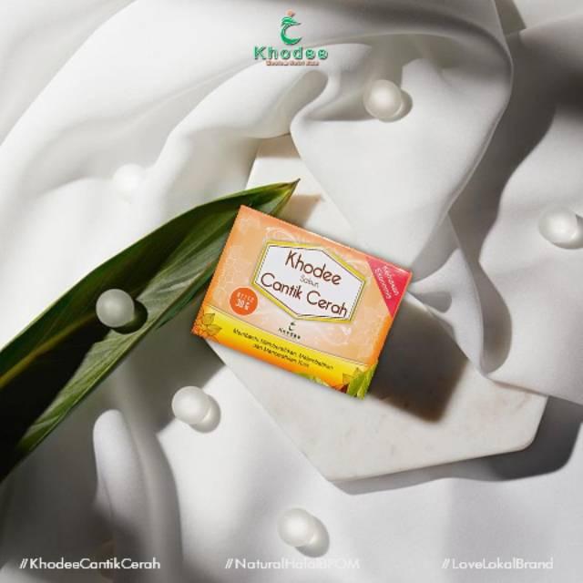 Khodee Sabun Cantik Cerah Collagen Soap Shopee Indonesia