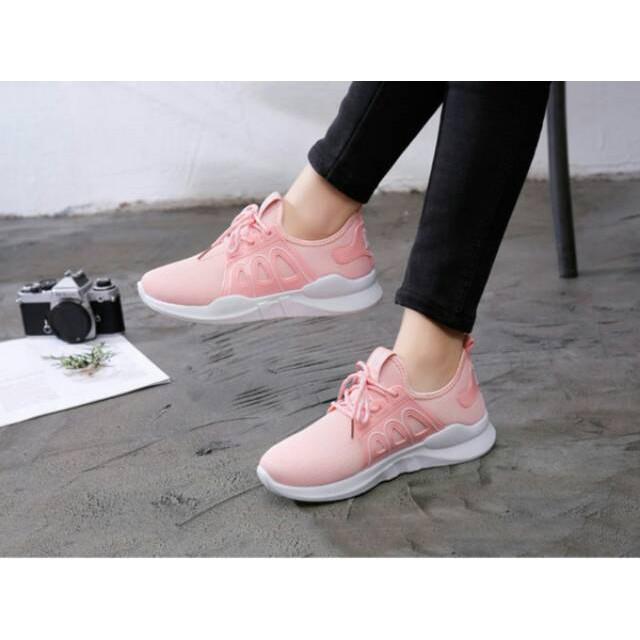 Sepatu Sneakers Wanita Mbl Fashion Shopee Indonesia
