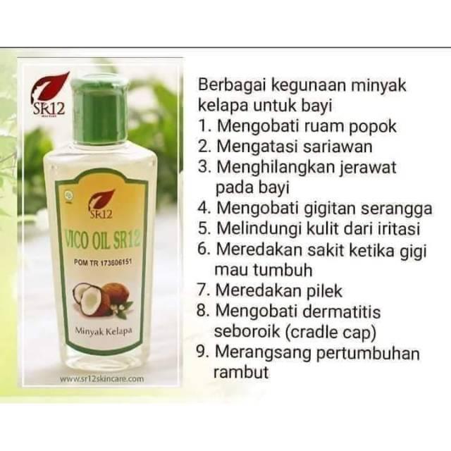 Vico Oil Vco Oil Minyak Kelapa Murni Minyak Kelapa Asli Obat Herbal Shopee Indonesia