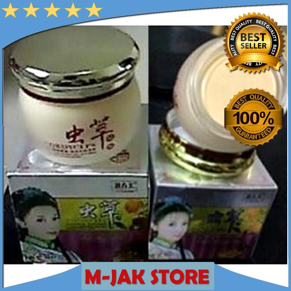 Krim Malam Yu Chun Mei Original Night Cream Cordyceps Yuchunmei Cordysep Herbal B Cordy Ori Cordycep Shopee Indonesia