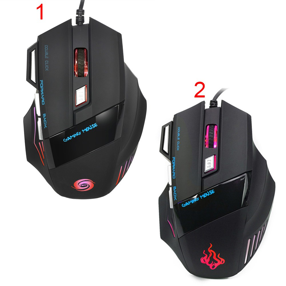 Fsm New Usb 7 Buttons Wireless Professional Game Gaming Optical Mouse Mirip Fantech Raigor With 2 Mousepad And 4 Battery Mice 500 1000 1500 2000 Dpi Shopee Indonesia