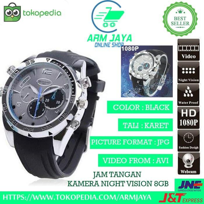 jam tangan spy - Temukan Harga dan Penawaran Kamera Pengintai Online Terbaik - Elektronik Desember 2018   Shopee Indonesia