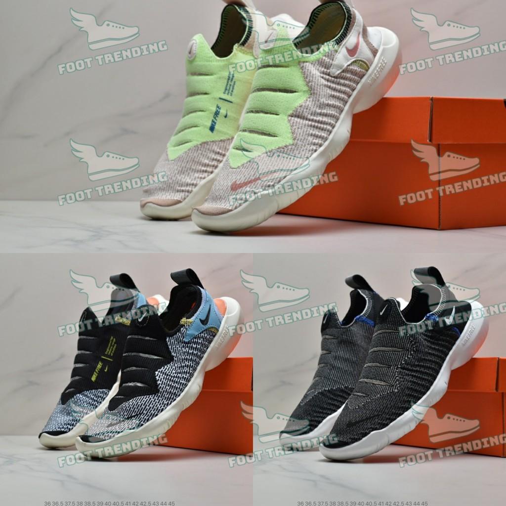 Original Nike 2020 Free Rn Flyknit 3 0 Men Women Unisex Running Sport Shoes Jzd364 Hjk 0717a7 Shopee Indonesia