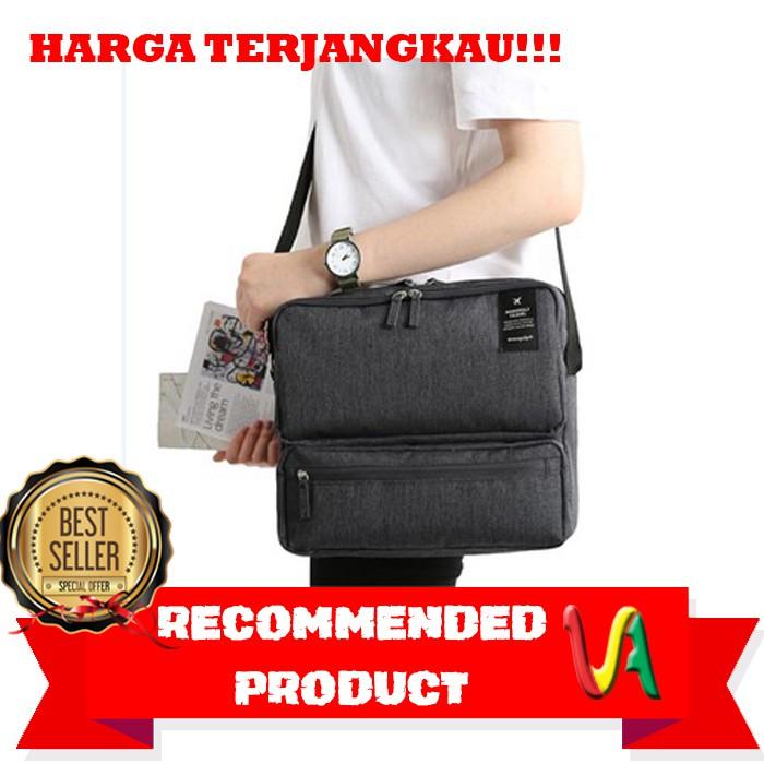 Travel Bag Korean travel bag  Grand Voyaging Bag  Travel Organizer   Tas  Selempang 09e1d699ee
