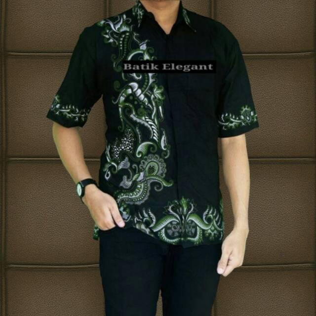 Kemeja Batik Pekalongan/Elegant/Asli Pekalongan/Indonesia | Shopee Indonesia