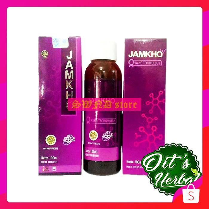 Produk Baru/Jamkho Jamu Kolesterol Original 100Ml Jamko | Shopee Indonesia