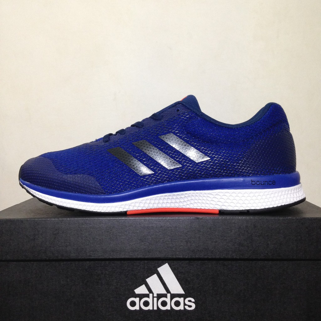 cadfcc722d4b9 Y076 C Sepatu Running Lari Adidas Mana Bounce 2 M Aramis CRoyal Blue B39020