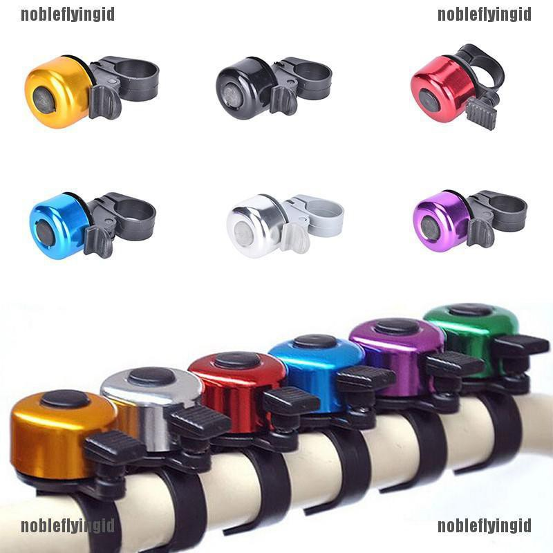 Sport Bike Bell Cycling Bicycle Handlebar Metal Horn Ring Safe Sound Alarm 1pc