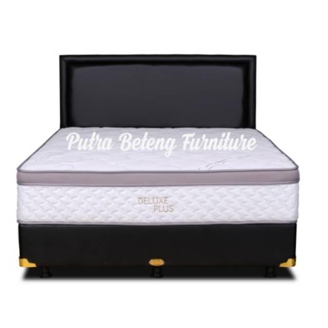 Matras Springbed Central Grand Deluxe Pocket Ukuran 90x200 Kasur Saja | Shopee Indonesia