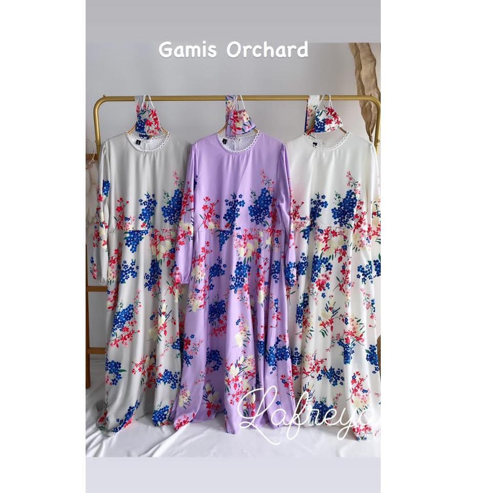 Serbuuuu LFY DRESS FLOWER PREMIUM IMPORT(MSW)