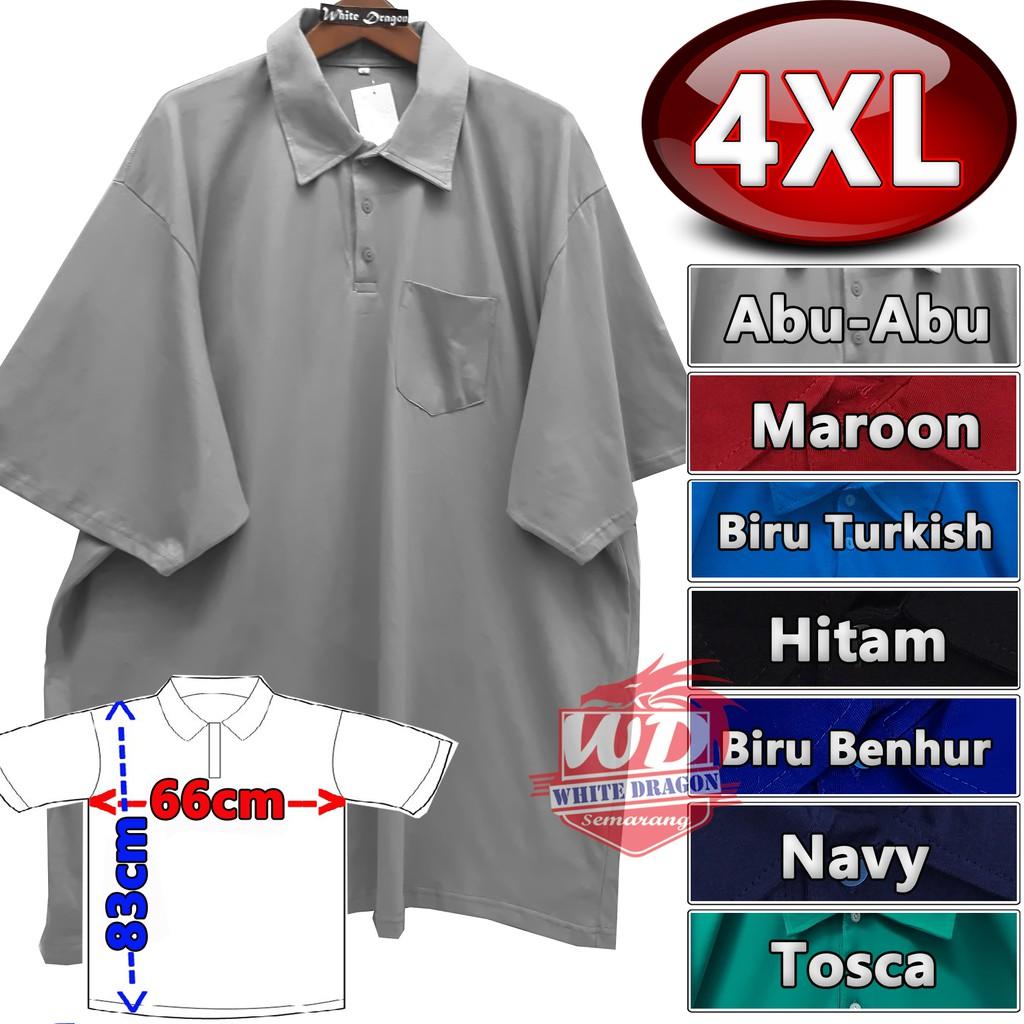 Regular Fit Kaos Polo Kantong Dalam Hitam Shopee Indonesia Lgs Henley Casual Satu Logo Abu Xl