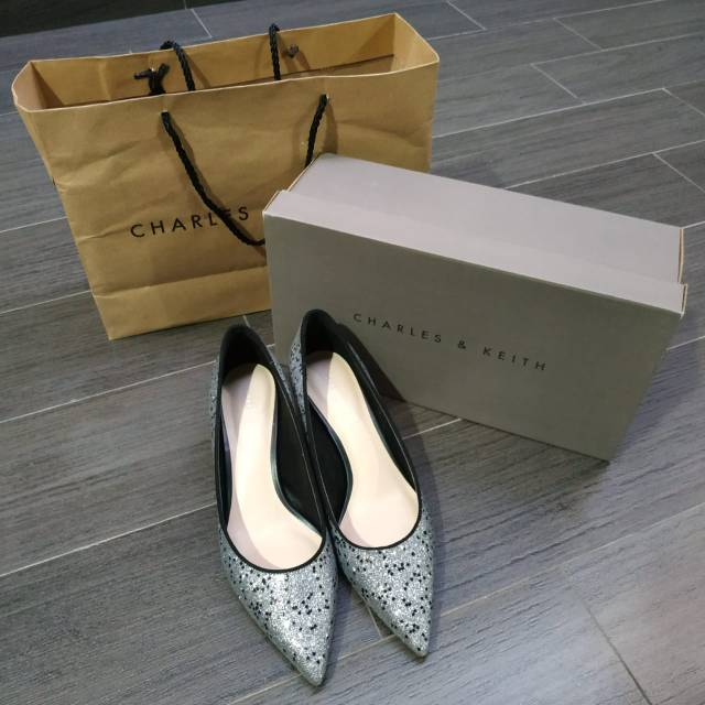 Sepatu Charles Keith Shopee Indonesia