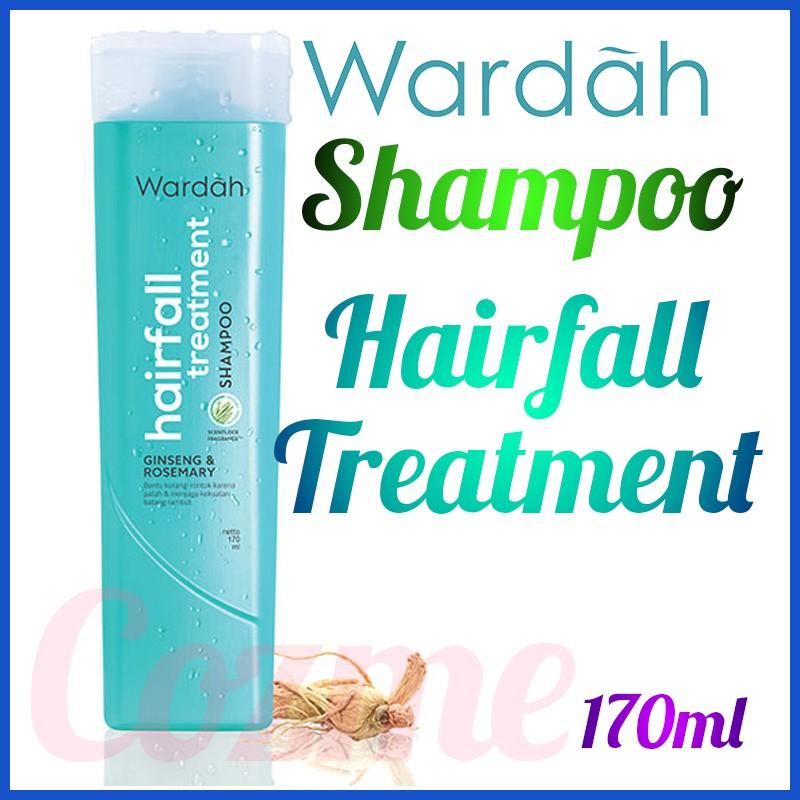 WARDAH Shampoo Hairfall Threatment