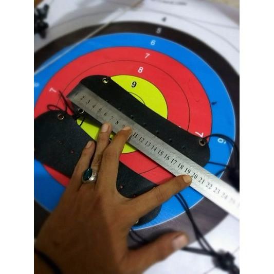 DISKON# Arm Guard Pelindung Lengan Tangan Panahan Busur Archery | Shopee Indonesia