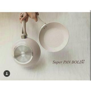 Super Pan BOLDE Wajan SET GRANITE Ceramic Cookware Set ...