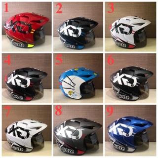 Helm motor SNI dewasa premium murah all size half face takira