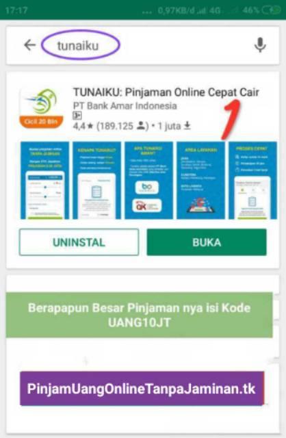 Piinjaman Kredit Tanpa Agunan Palembang Pekanbaru Medan Bayar