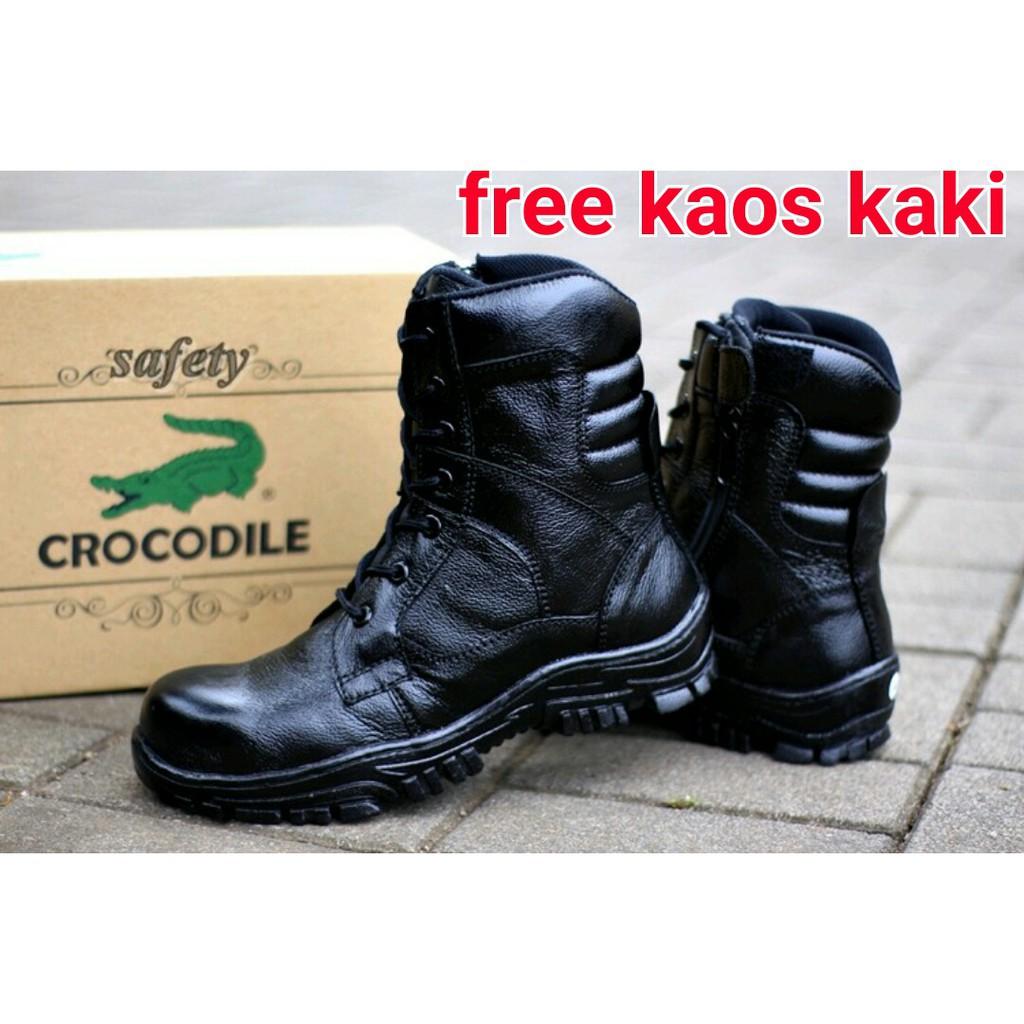 Sepatu boots nike cortez safety gunung kickers treaking kuliah ... 6798731b50