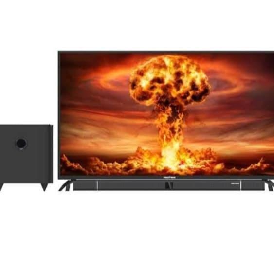 TV LED Polytron 50B 870 50 Inch Cinemax Soundbar