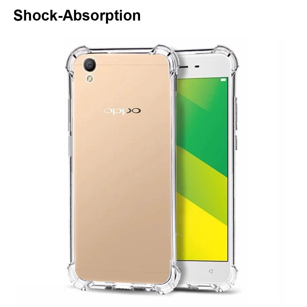 Soft Case TPU Bening Transparan untuk oppo R15 / R11 / r11s Plus / R9 /