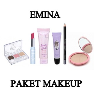 Paket Makeup Emina | Shopee Indonesia