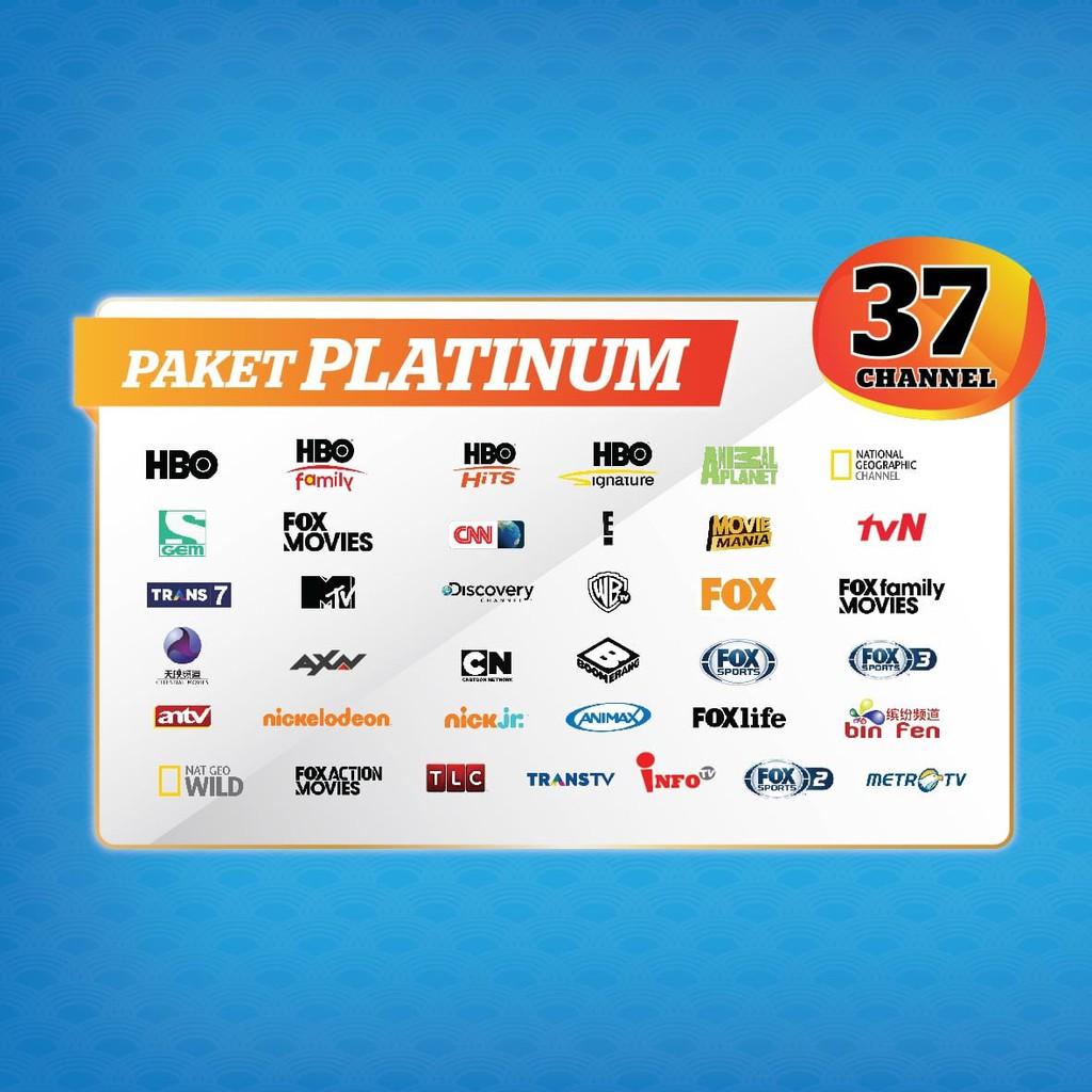 Promo Tanaka Topas Tv Hd Free Premium Bisskey Power Vu Tandberg Paket Basic Setahun Bdg Shopee Indonesia