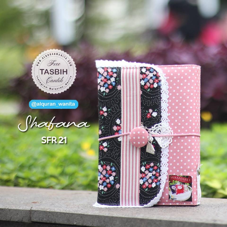 Madina Quran Zhafira Rainbow 64 Pink Black Shopee Indonesia Al Alquran Premium Zfr
