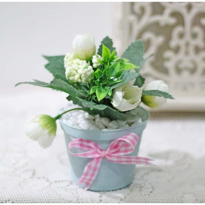 LOVE bunga plastik hias artificial flower SHABBY YOU MUST HAVE A1-4 ... 052d71bbc5