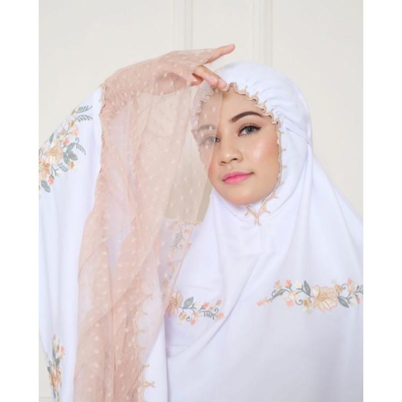 PROMO!!! MUKENA ALIYA Mukena Tile Terbaru ORI Daffi Hijab