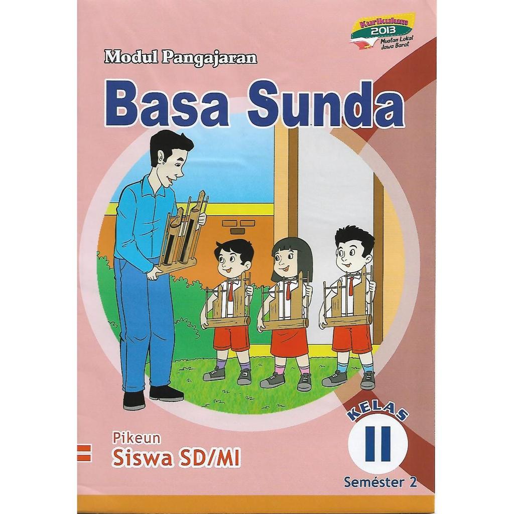 Buku Lks Bahasa Sunda Kelas 2 Sd Mi Semester 2 Kurikulum 2013 Shopee Indonesia